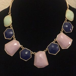 Francesca's Chunky Colored Necklace